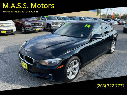 2014 BMW 3 Series for sale at M.A.S.S. Motors - MASS MOTORS in Boise ID