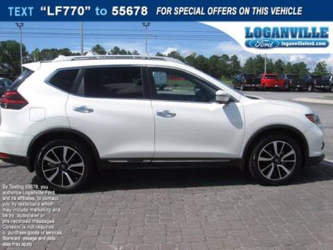 2019 Nissan Rogue for sale at NMI in Atlanta GA