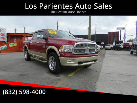 2011 RAM Ram Pickup 1500 for sale at Los Parientes Auto Sales in Houston TX