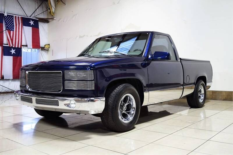 1996 GMC Sierra 1500 for sale at ROADSTERS AUTO in Houston TX