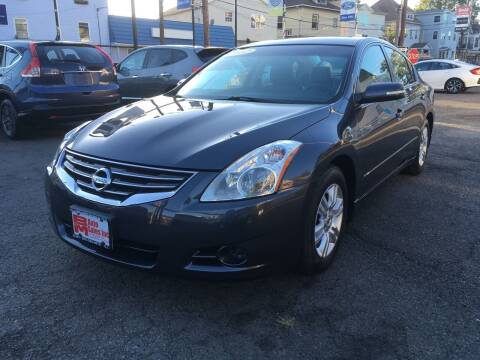 2012 Nissan Altima for sale at B & M Auto Sales INC in Elizabeth NJ