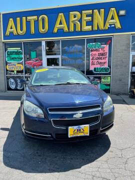 2009 Chevrolet Malibu for sale at Auto Arena in Fairfield OH