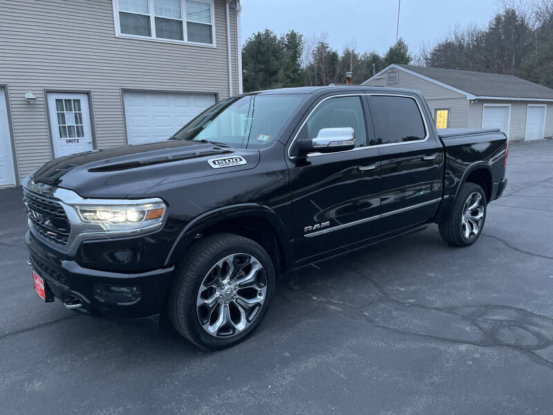 2019 RAM Ram Pickup 1500 for sale at Glen's Auto Sales in Fremont NH