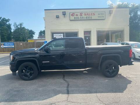 2017 GMC Sierra 1500 for sale at C & S SALES in Belton MO
