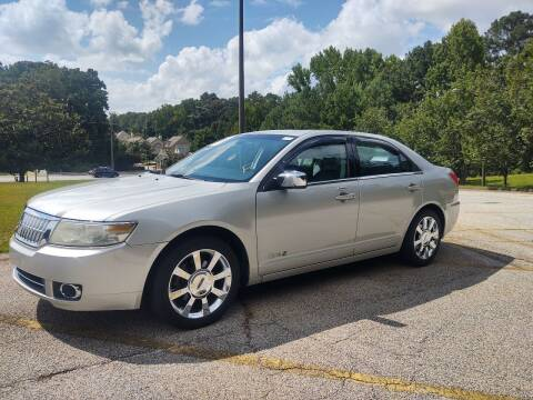 2008 Lincoln MKZ for sale at WIGGLES AUTO SALES INC in Mableton GA