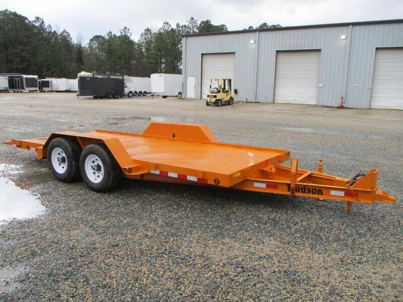 2021 Hudson HD14 16' Tilt Deck for sale at Vehicle Network - HGR'S Truck and Trailer in Hope Mill NC
