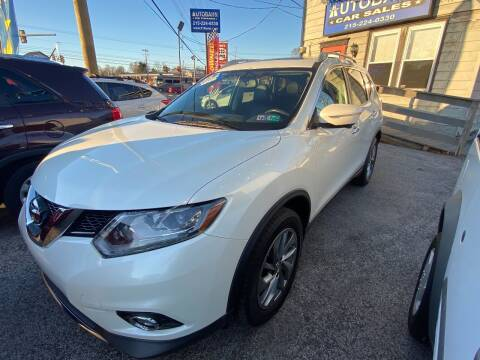 2015 Nissan Rogue for sale at Autobahn Motor Group in Willow Grove PA