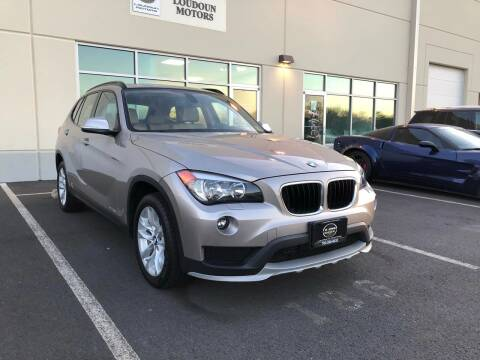2015 BMW X1 for sale at Loudoun Motors in Sterling VA