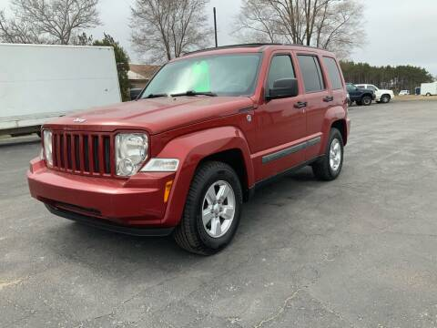 2010 Jeep Liberty for sale at Stein Motors Inc in Traverse City MI