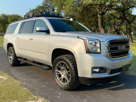 2017 GMC Yukon XL for sale at Austin Elite Motors in Austin TX