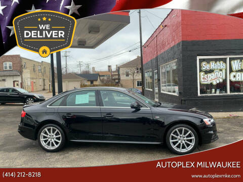 2015 Audi A4 for sale at Autoplex Milwaukee in Milwaukee WI