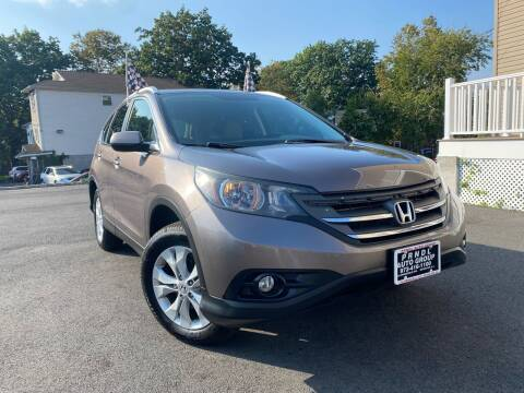 2013 Honda CR-V for sale at PRNDL Auto Group in Irvington NJ