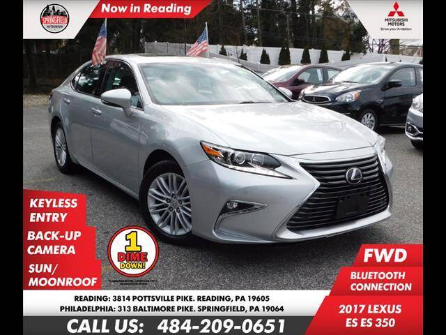 2017 Lexus ES 350 for sale in Springfield, PA