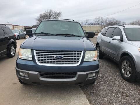 2004 Ford Expedition for sale at MB Auto Sales in Oklahoma City OK
