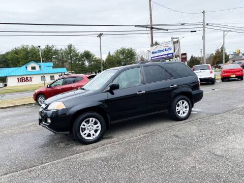 2006 Acura MDX for sale at New Wave Auto of Vineland in Vineland NJ