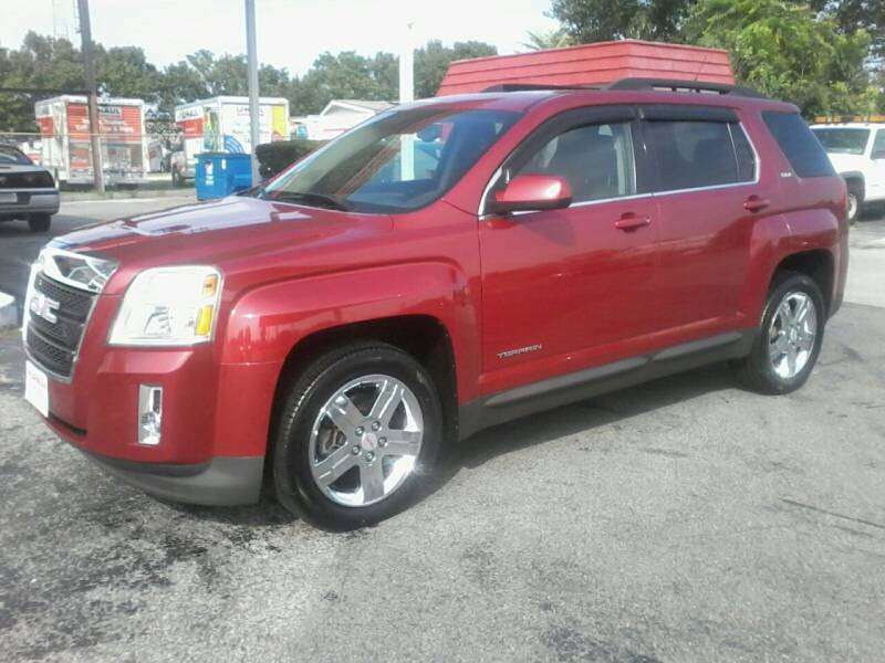 2013 GMC Terrain for sale at HARMAN MOTORS INC in Salisbury MD