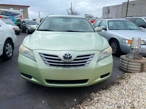 2007 Toyota Camry Hybrid for sale at Diamond Auto Sales in Pleasantville NJ