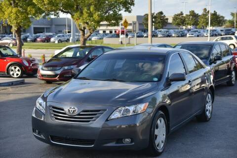 2007 Toyota Camry for sale at Motor Car Concepts II - Kirkman Location in Orlando FL