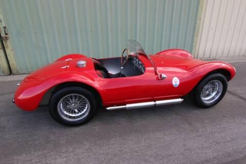 1954 Maserati A6GCS BARCHETTA for sale at NJ Enterprises in Indianapolis IN