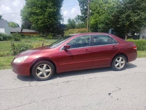 2004 Honda Accord for sale at REM Motors in Columbus OH