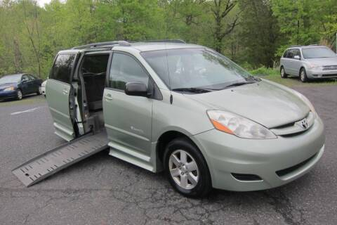 2008 Toyota Sienna for sale at K & R Auto Sales,Inc in Quakertown PA