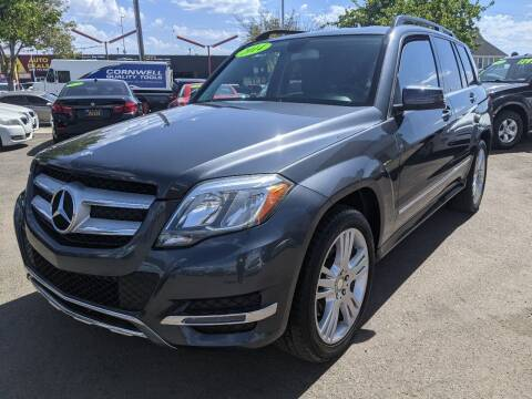 2014 Mercedes-Benz GLK for sale at Convoy Motors LLC in National City CA