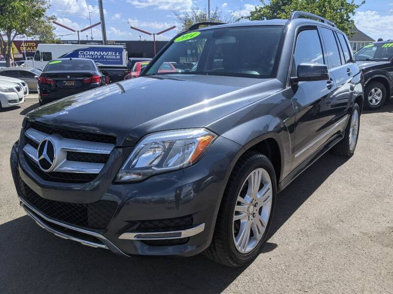 2014 Mercedes-Benz GLK for sale in National City, CA