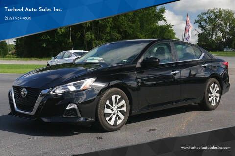 2019 Nissan Altima for sale at Tarheel Auto Sales Inc. in Rocky Mount NC
