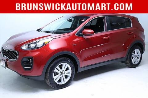 2018 Kia Sportage for sale at Brunswick Auto Mart in Brunswick OH