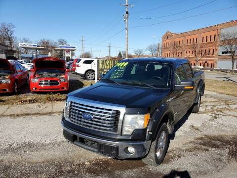 2011 Ford F-150 for sale at Kash Kars in Fort Wayne IN