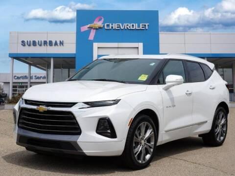 2021 Chevrolet Blazer for sale at Suburban Chevrolet of Ann Arbor in Ann Arbor MI