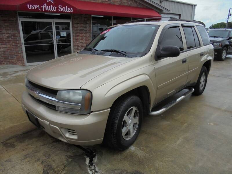 2006 Chevrolet TrailBlazer for sale at US PAWN AND LOAN in Austin AR