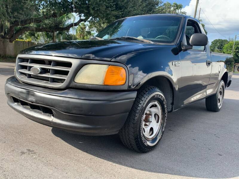 2004 Ford F-150 Heritage for sale at Consumer Auto Credit in Tampa FL
