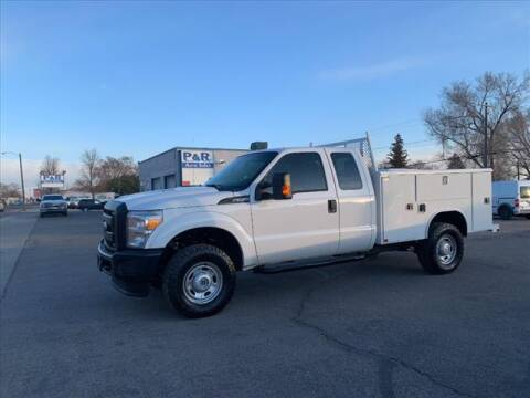 2016 Ford F-350 Super Duty for sale at P & R Auto Sales in Pocatello ID