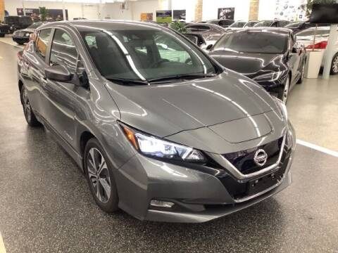 2018 Nissan LEAF for sale at Dixie Motors in Fairfield OH