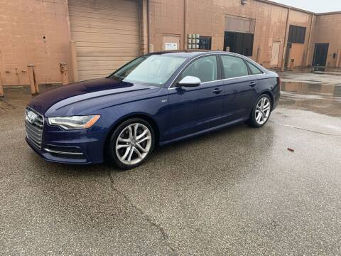 2013 Audi S6 for sale at Certified Auto Exchange in Indianapolis IN