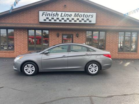 2013 Hyundai Sonata for sale at FINISHLINE MOTORS in Canton OH