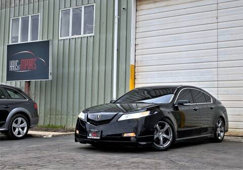 2010 Acura TL for sale at Haus of Imports in Lemont IL