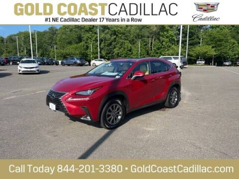 2018 Lexus NX 300 for sale at Gold Coast Cadillac in Oakhurst NJ