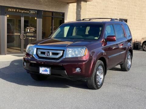 2011 Honda Pilot for sale at Va Auto Sales in Harrisonburg VA