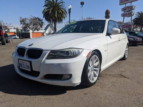 2009 BMW 3 Series for sale at Convoy Motors LLC in National City CA