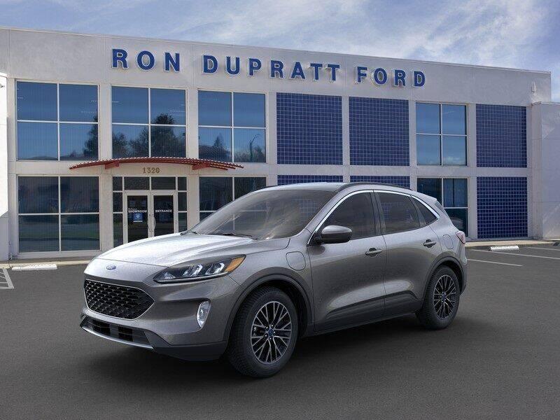 2021 Ford Escape Plug-In Hybrid for sale in Dixon, CA