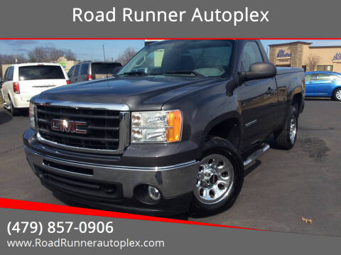 2011 GMC Sierra 1500 for sale at Road Runner Autoplex in Russellville AR