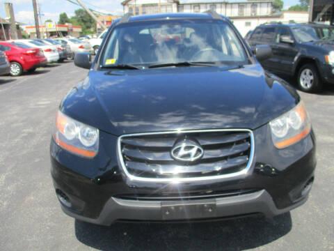 2010 Hyundai Santa Fe for sale at Gold Star Auto Sales in Johnston RI