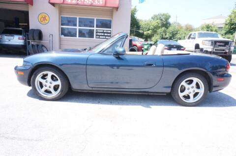1999 Mazda MX-5 Miata for sale at Heartland Auto Plaza in Bonner Springs KS