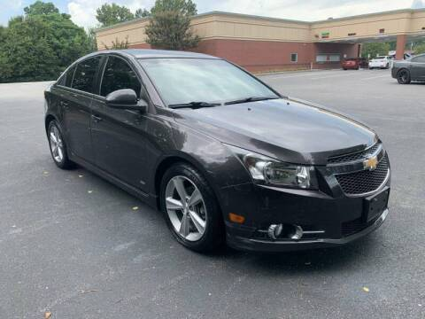2014 Chevrolet Cruze for sale at Wheel Deal Auto Sales LLC in Norfolk VA