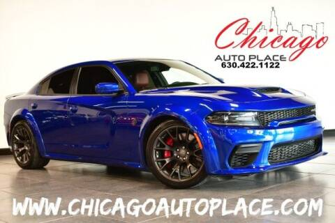 2021 Dodge Charger for sale at Chicago Auto Place in Bensenville IL