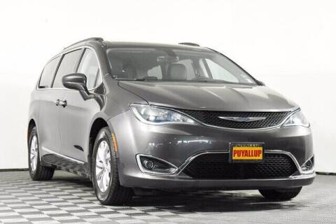2017 Chrysler Pacifica for sale at Chevrolet Buick GMC of Puyallup in Puyallup WA