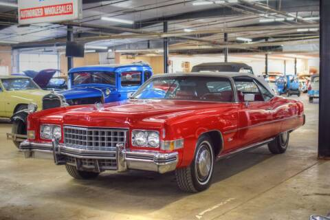 1973 Cadillac Eldorado for sale at Hooked On Classics in Watertown MN