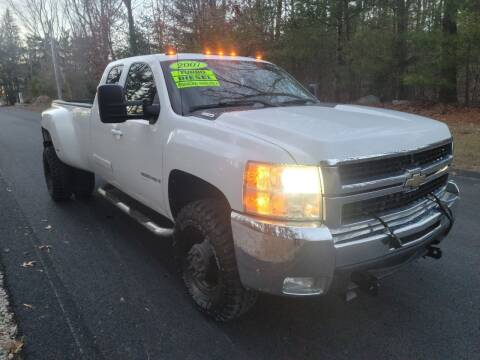 2007 Chevrolet Silverado 3500HD for sale at Showcase Auto & Truck in Swansea MA